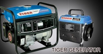 tiger generator prices