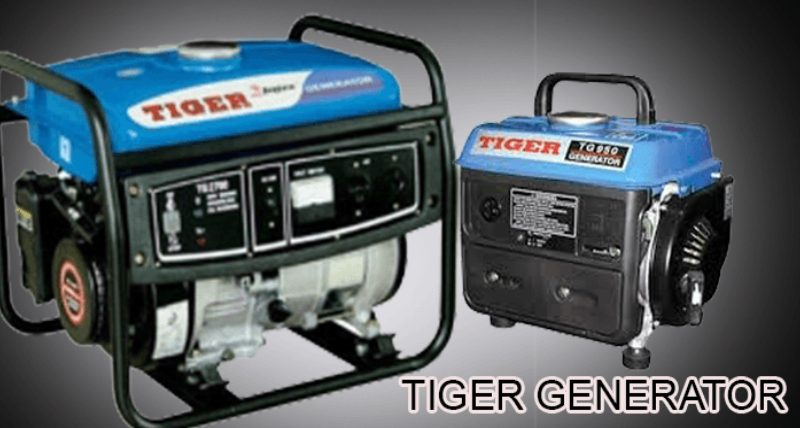 Tiger Generator Prices in Nigeria 2019 (Updated) | LewisRayLaw
