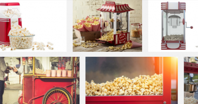 Popcorn machine price in Nigeria